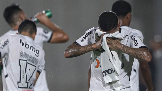 Foto: (Pedro Souza/Atlético-MG)