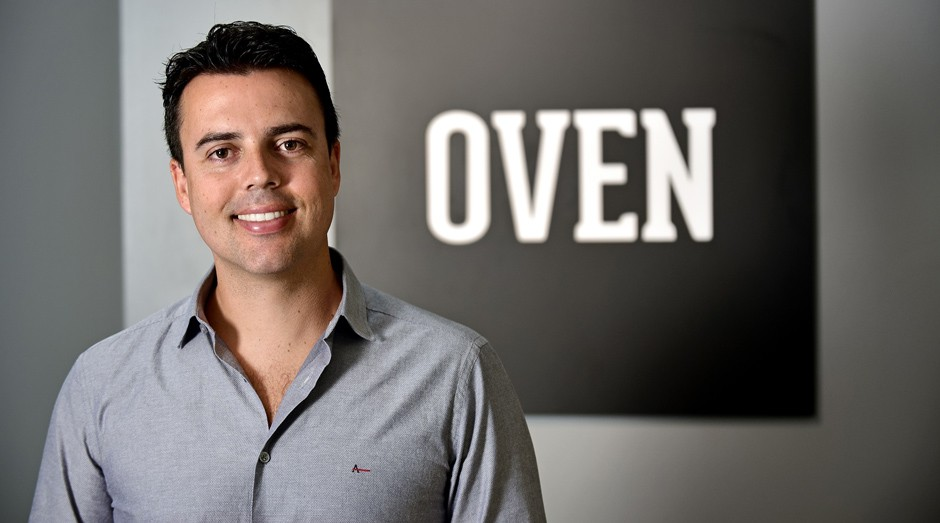 Rafael Soares, da Oven Pizza (Foto: Divulgação)