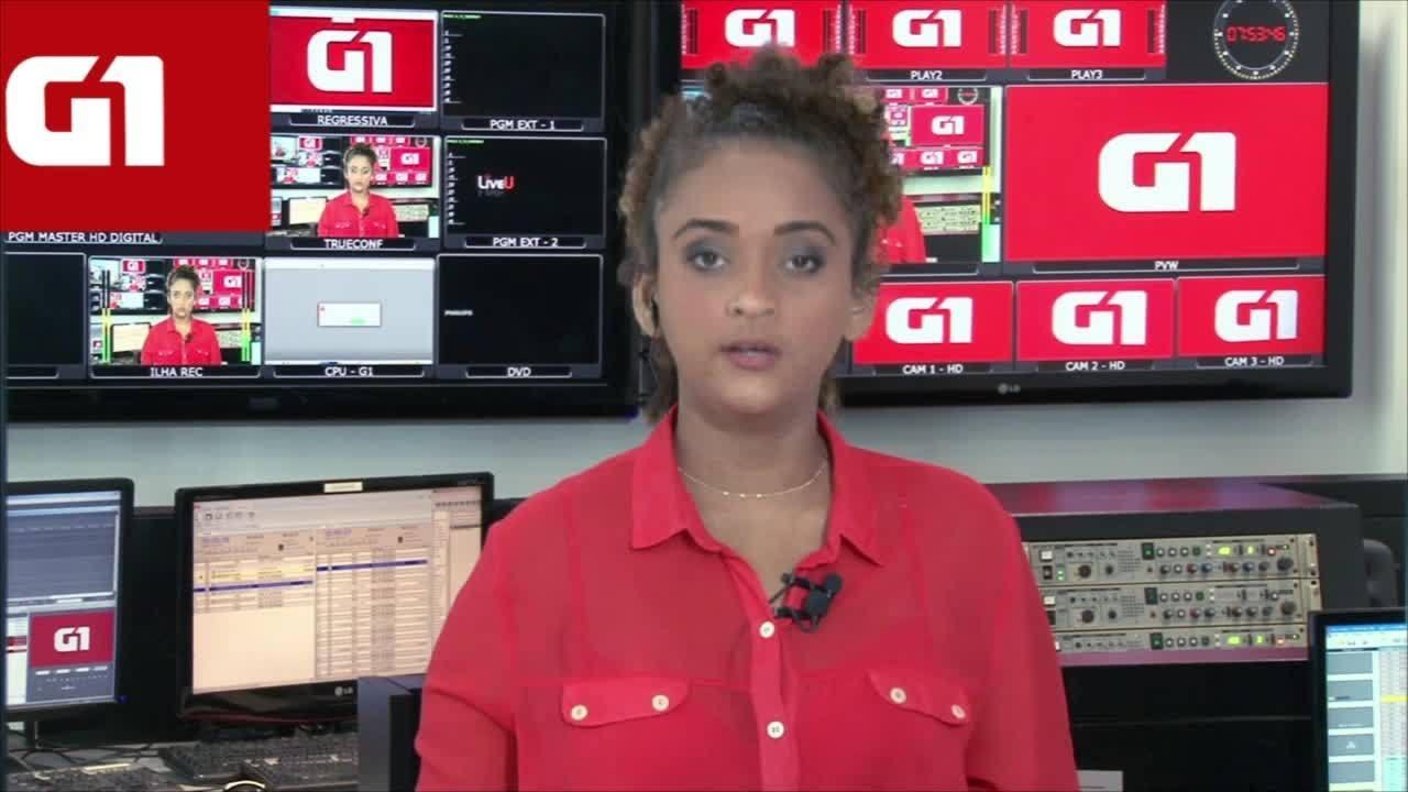 G1 em 1 Minuto RO: Rondônia transfere os primeiros 15 pacientes para hospitais do Paraná