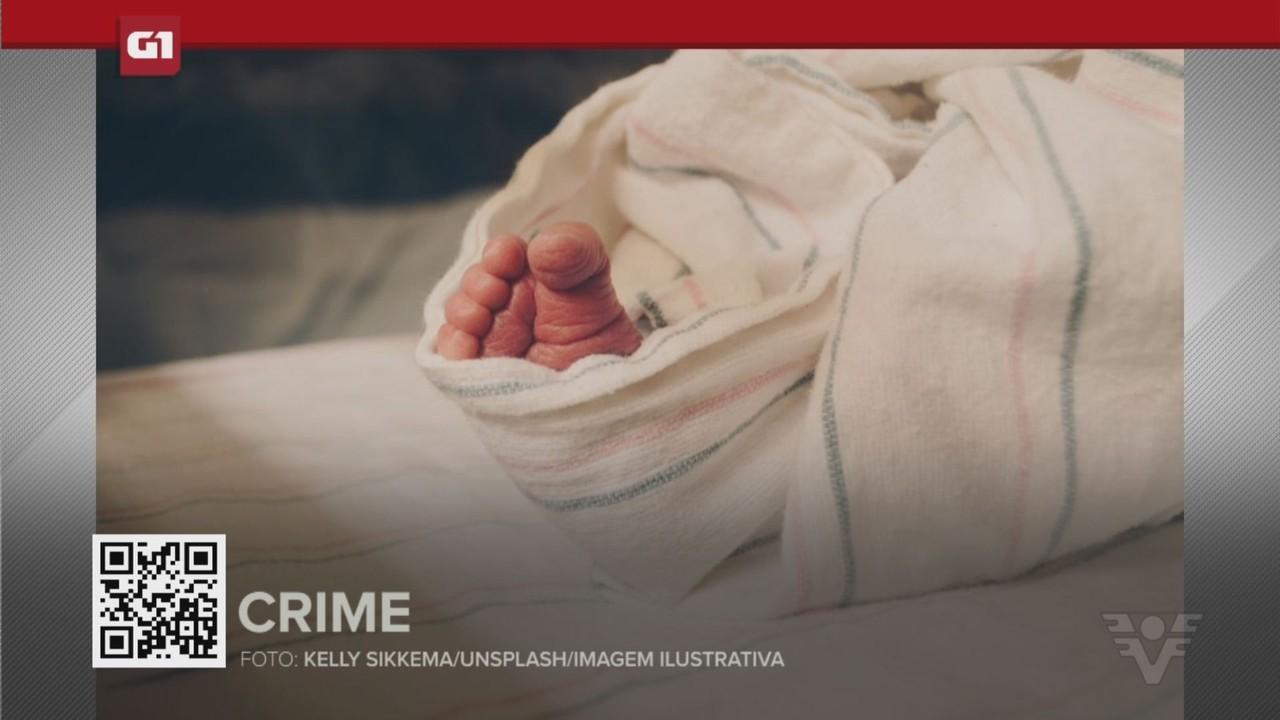 G1 em 1 Minuto - Santos: Justiça determina soltura de empresário suspeito de comprar bebê