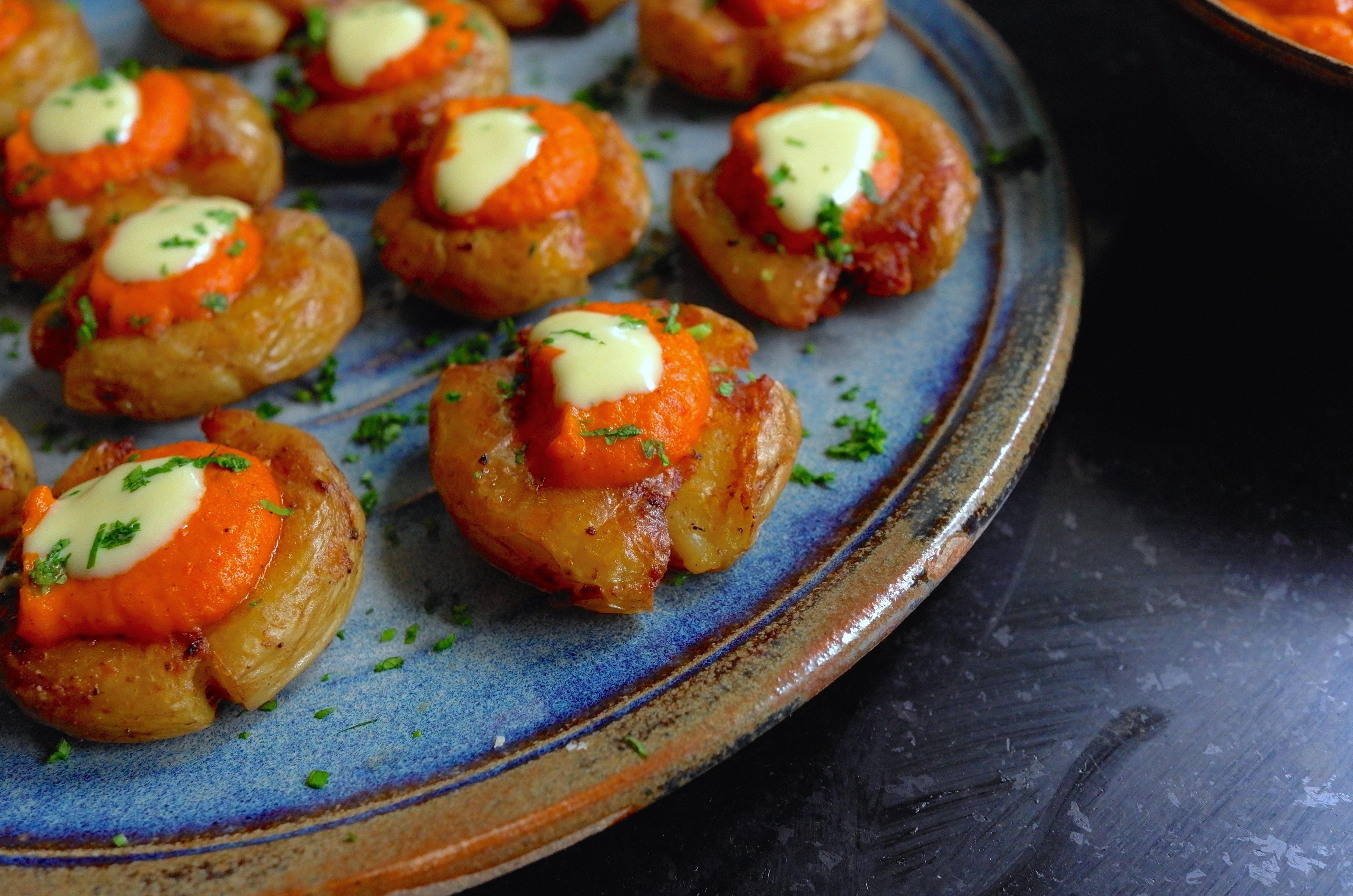 As patatas bravas, diretamente de Barcelona (Foto: André Lima de Luca)