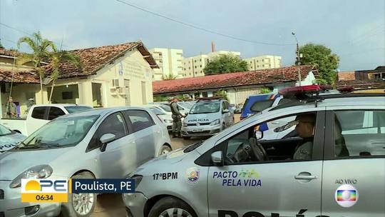 Forças nacionais começam a atuar em Paulista em projeto-piloto contra crimes violentos