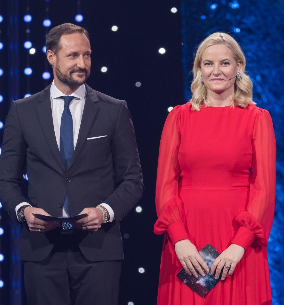 Príncipe Haakon Magnus e Princesa Mette Marit da Noruega (Foto: Getty Images)