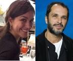 Manuela Dias e José Luiz Villamarim | Reprodução