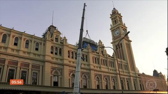 Primeira etapa da reconstrução do Museu da Língua Portuguesa em SP está pronta