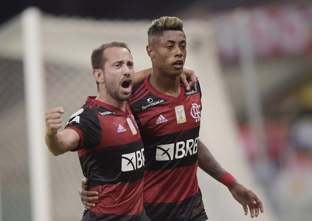 Flamengo — Foto: REUTERS/Alexandre Loureiro