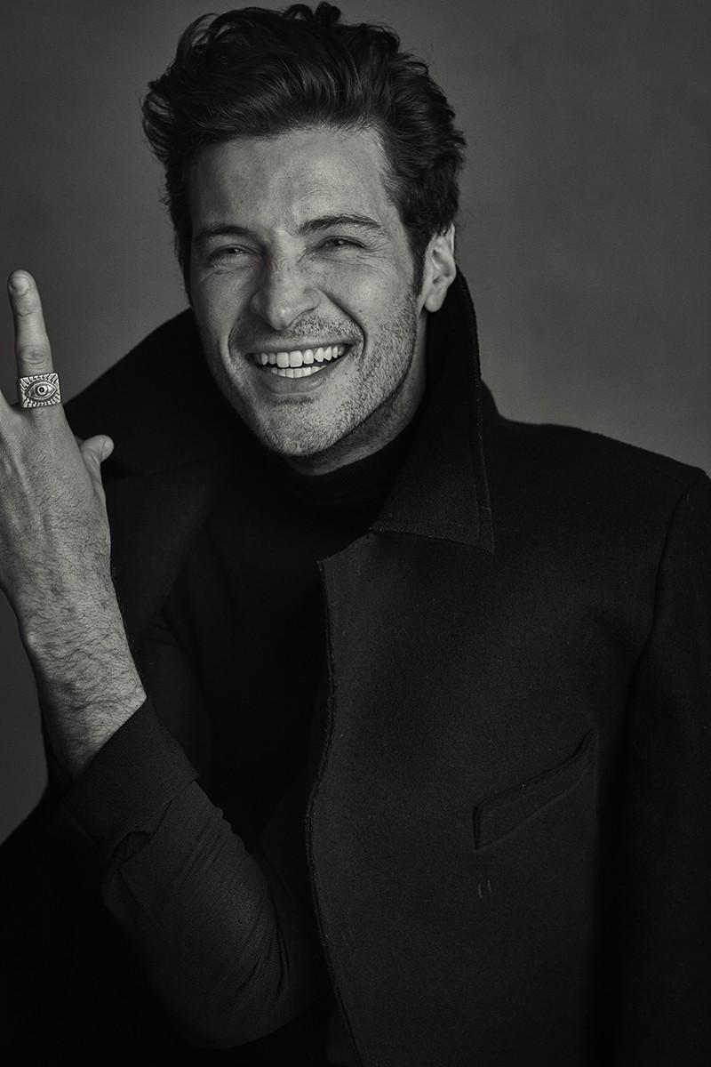 Leandro Lima em ensaio exclusivo para a GQ (Foto: Gustavo Zylbersztajn)