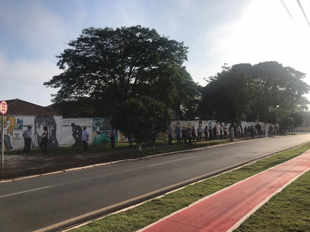 Veja como foi o dia de votação na região de Itapetininga