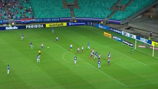 """Antes a pior do Brasileiro, defesa do Cruzeiro volta a ficar ilesa e usa formação """"100% da base"""""""