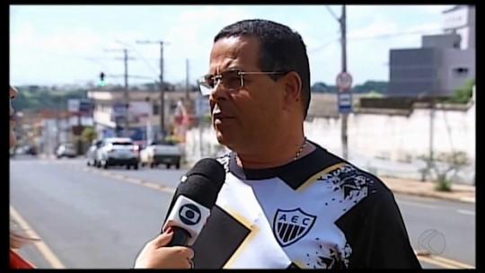 Presidente explica ausência do Araxá no arbitral da Segundona