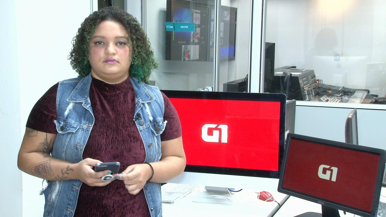 G1 em 1 Minuto: Campanha de vacinação tem início em Porto Velho (RO)