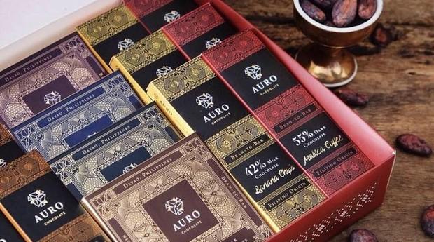 Chocolates da Auro (Foto: Divulgação)