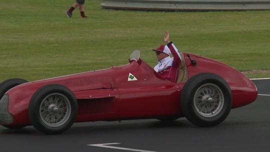 Em Silverstone, Alfa Romeo se encontra com o passado da F1