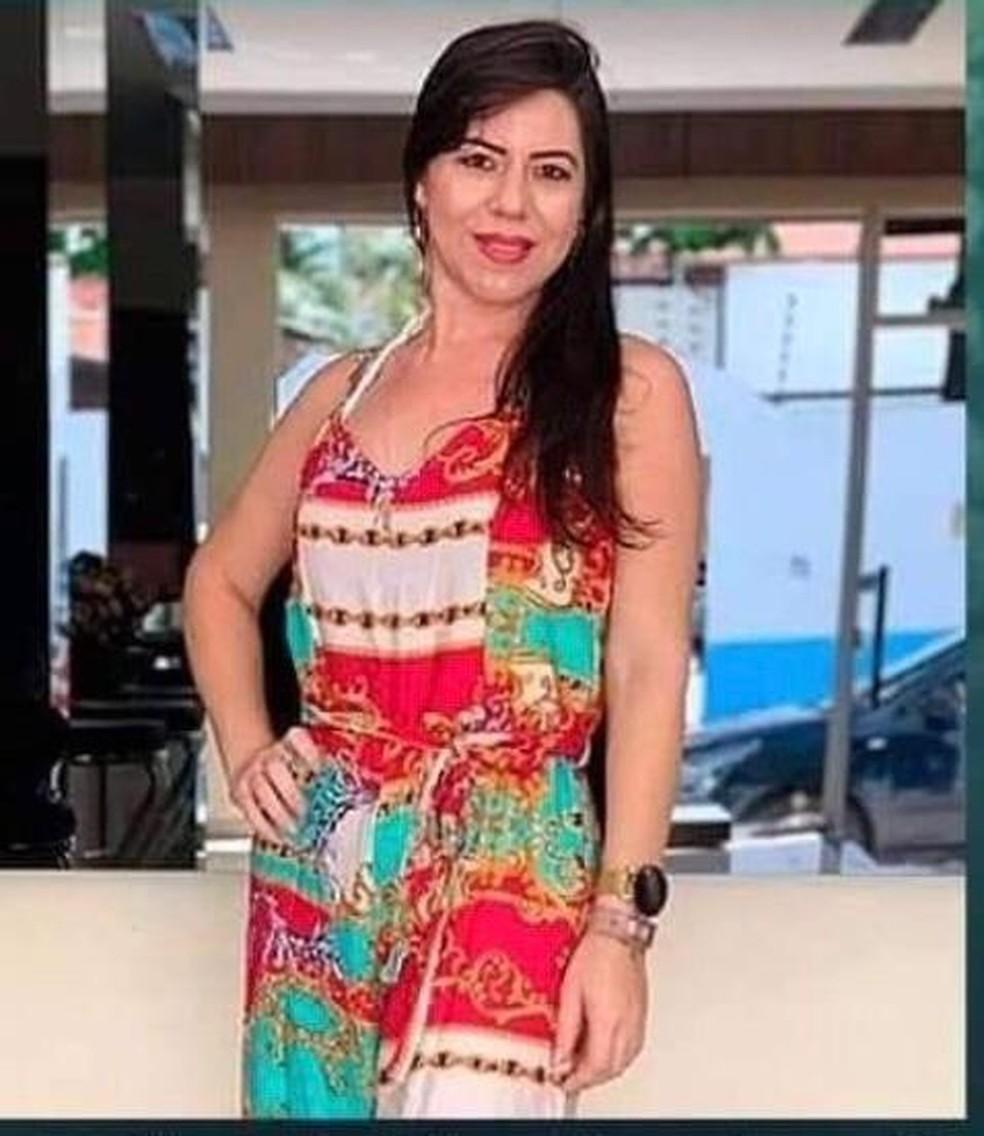 Maria Lucilene da Silva Monteiro foi vista pela última vez no Bairro Serrinha, em Fortaleza — Foto: Arquivo pessoal