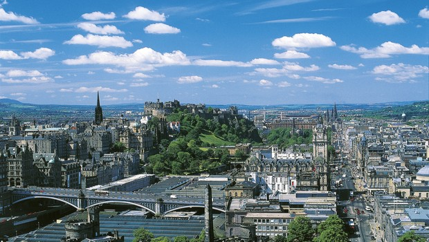 Capital da Escócia, Edimburgo (Foto: Getty Images)