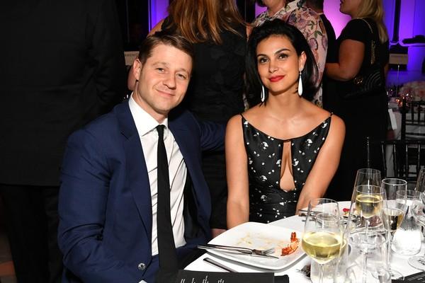 Ben McKenzi e Morena Baccarin  (Foto: Getty Images)