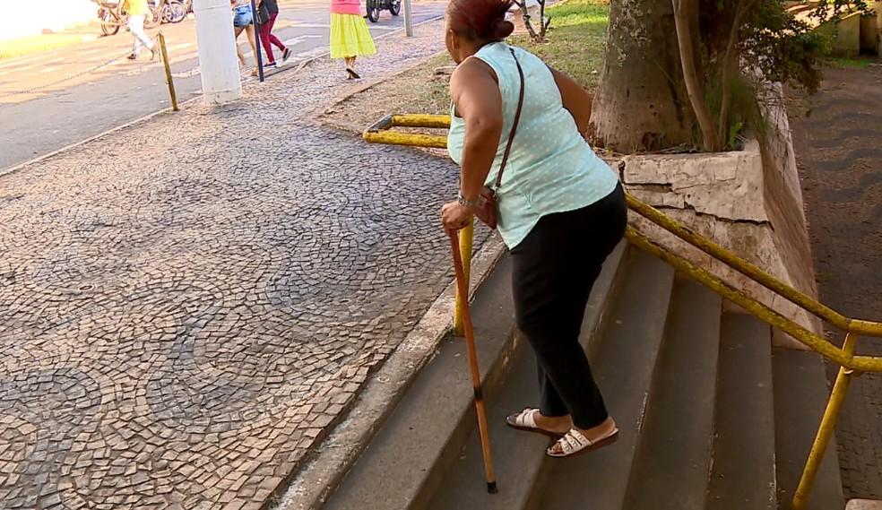 Prefeitura prepara plano de mobilidade urbana (Foto: Ronaldo Oliveira/EPTV)