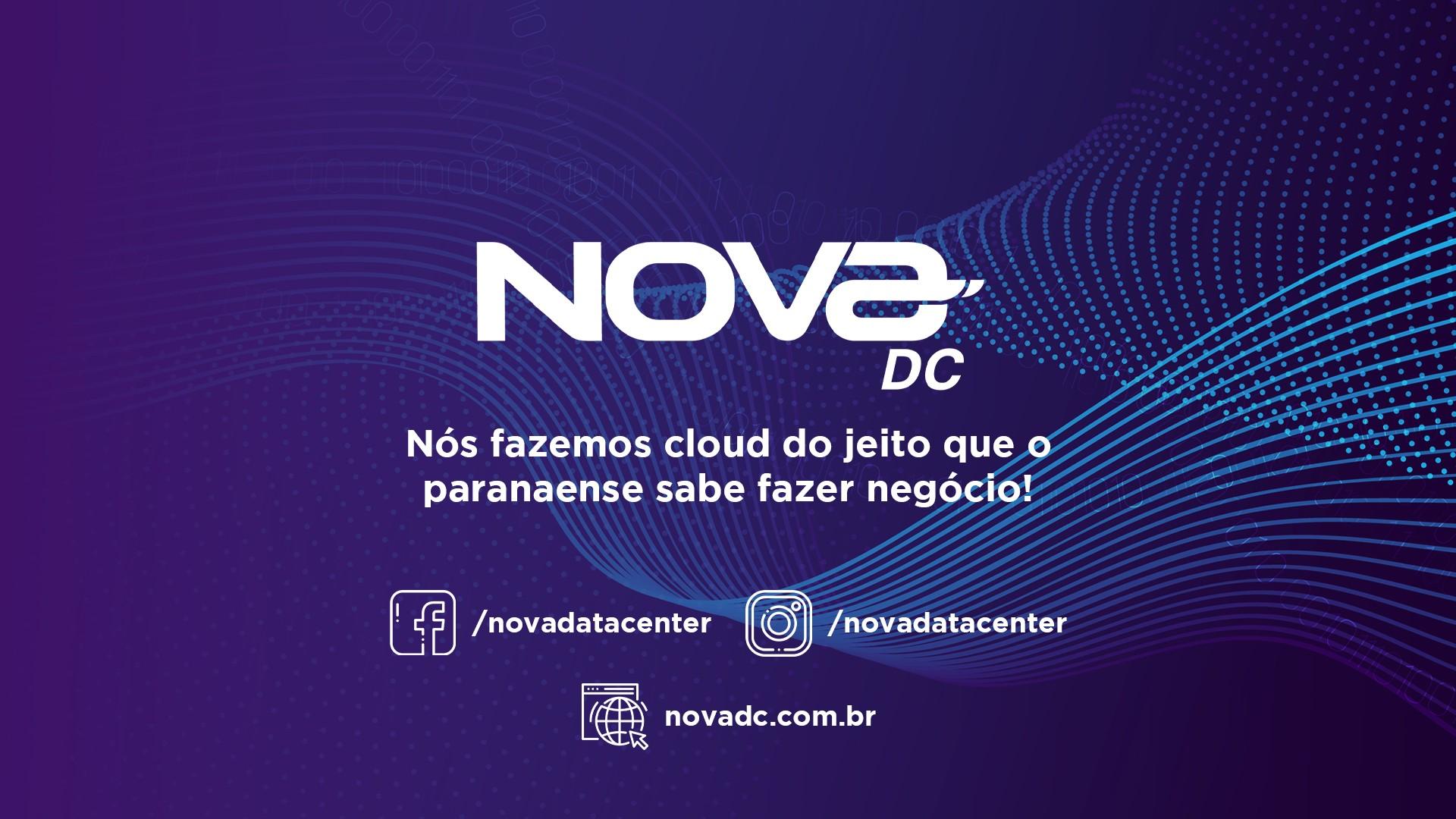 Conheça a NovaDC