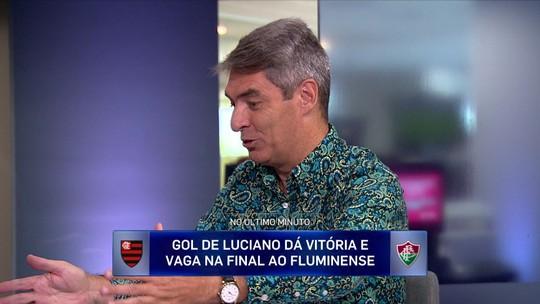 """Marcelo Barreto comenta atuação do Flamengo: """"Não deu pra entender a ideia de jogo"""""""
