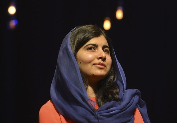Malala defende que a educação é o melhor investimento (Foto: Rovena Rosa/Agência Brasil)