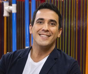 André Marques apresentará o 'No limite'   Divulgação