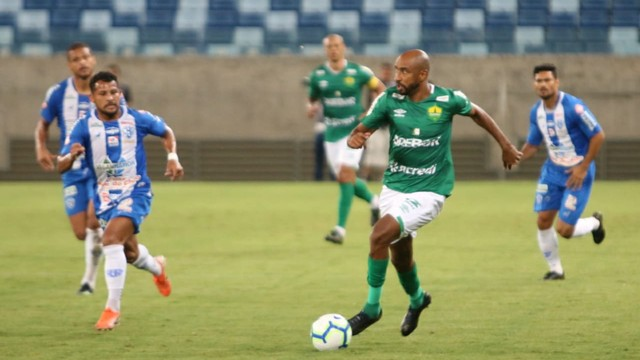 Cuiabá x Paysandu, final Copa Verde