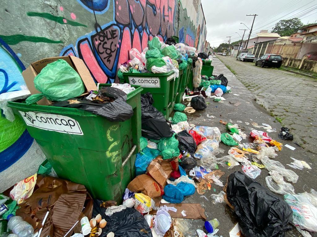 Veja o roteiro da coleta de lixo em Florianópolis nesta terça-feira