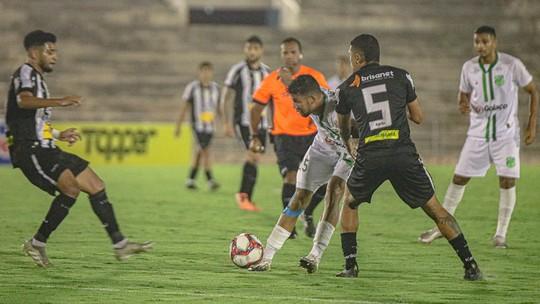 Foto: (Foto: Ronaldo Oliveira / ASCOM Floresta EC)