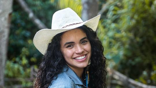 Giovana Cordeiro está no elenco de 'O Outro Lado do Paraíso'