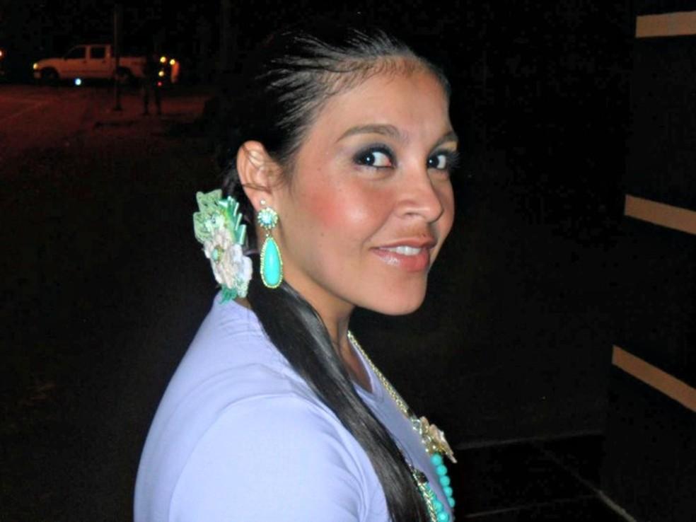 Keyla Viviane  foi morta pelo ex-marido em março de 2016, em Rio Branco (Foto: Arquivo da família)