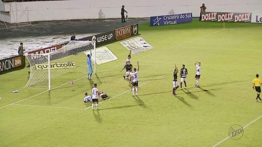 Ferroviária e Ituano ficam no empate 1 a 1 na segunda rodada do Campeonato Paulista