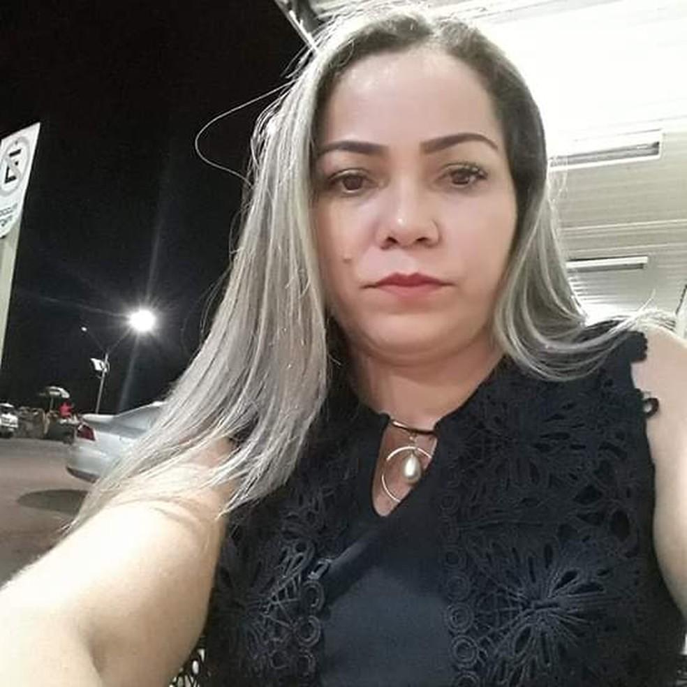Marcia Cristina foi encontrada morta na casa que morava com a filha de 16 anos — Foto: Reprodução/Redes Sociais