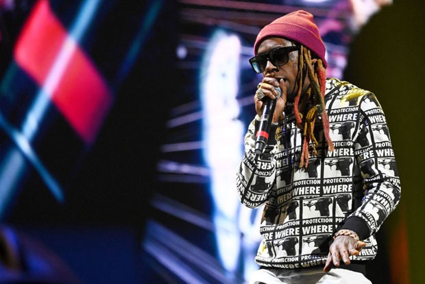 Lil Wayne (Foto: Nicholas Hunt/Getty Images)