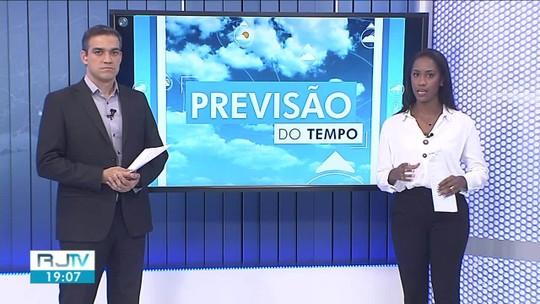 Véspera de feriado deve ser de tempo instável no Sul do Rio