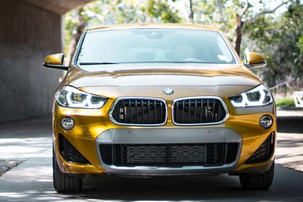 BMW X2 SDrive28i (Foto: Divulgação)