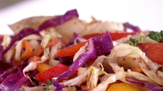 Verduras Thai