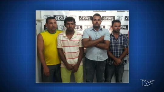 Sobe para 10 nº de presos por roubo de carga de soja em Balsas, MA