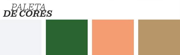Décor do dia: varanda boho chic com toque de frescor (Foto: Reprodução)