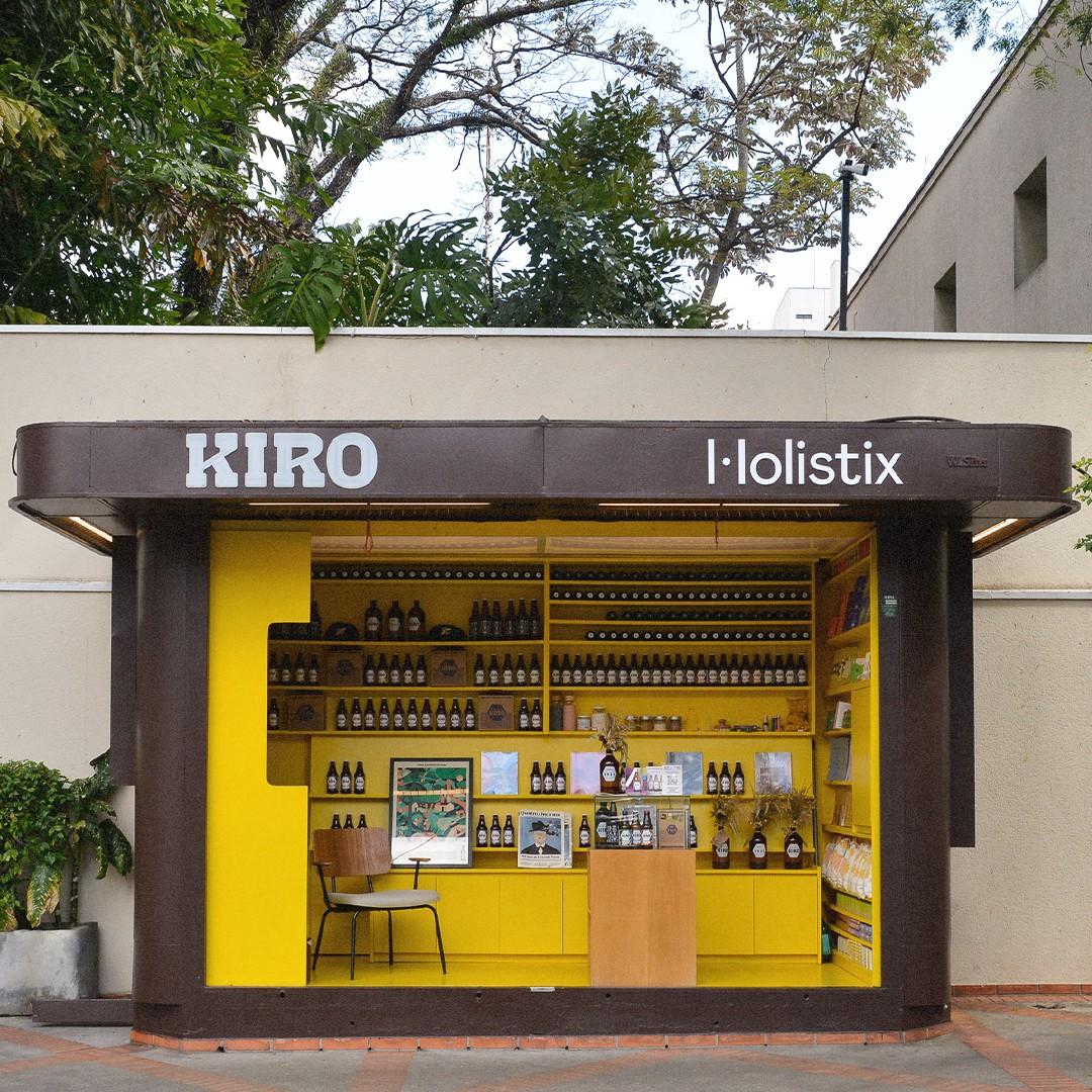Stand emergente Holistix (Foto: João Sal)