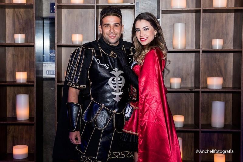 Nilmar e Isabele (Foto: Anchell Fotografia/ Divulgação)