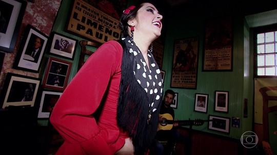 Dança flamenca revela o espírito e a força andaluz