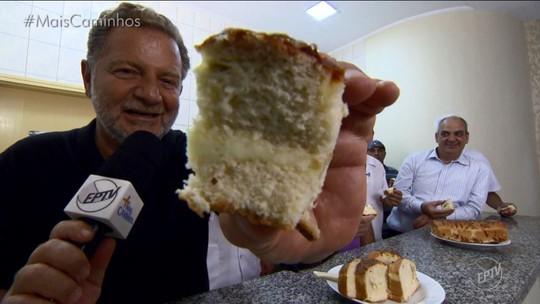 Quadro 'Histórias e Sabores' traz uma receita de pão caseiro com azeitona