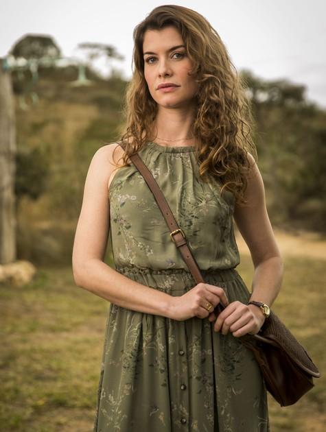 Alinne Moraes será Isabel em 'Espelho da vida' (Foto: Globo/ João Miguel Junior)