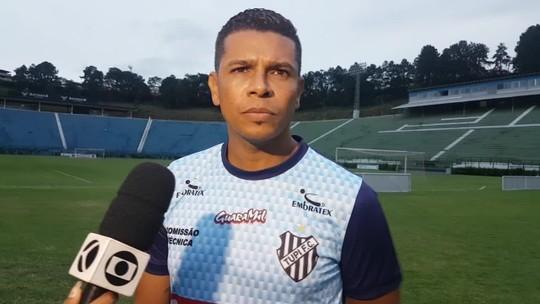 Beto Sousa explica foco nas finalizações para enfrentar Novorizontino
