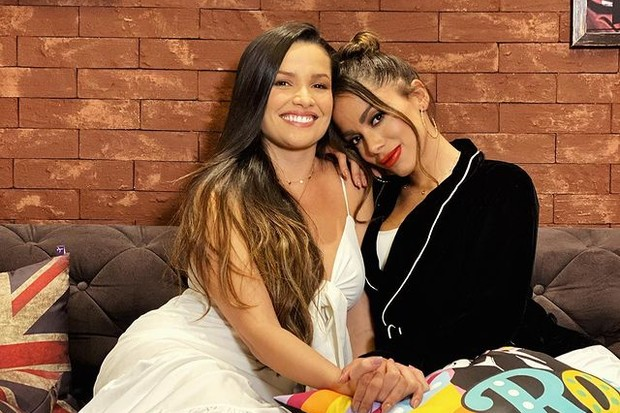 """Anitta se derrete por Juliette: """"Já virou da família"""" - Quem   QUEM News"""