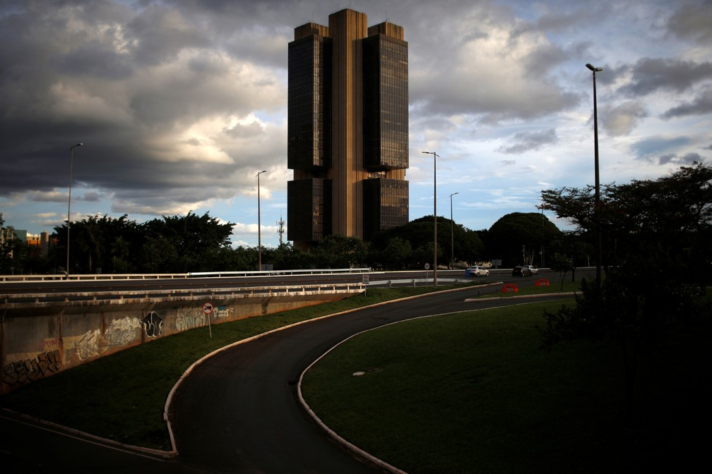 Sede do Banco Central em Brasília  — Foto: REUTERS/Adriano Machado