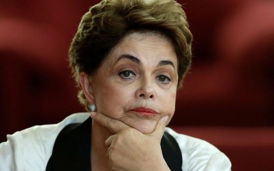 Dilma Roussef ex-presidente (Foto: Ueslei Marcelino / Reuters )