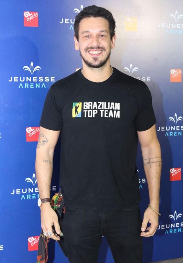 João Vicente de Castro (Foto: Ed.Globo/Daniel Janssens)