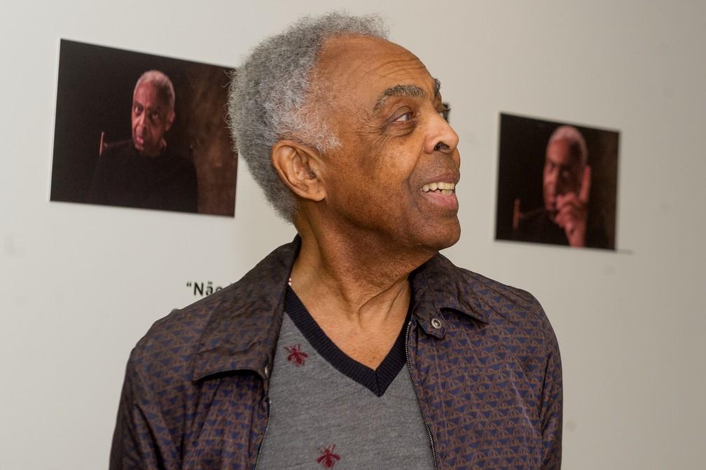 -  Gilberto Gil lança álbum   39;Ok, ok, ok  39;  Foto: Divulgação/Mariana Vianna