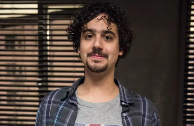 Protagonista de 'Pais de primeira', George Sauma cantará no programa, que tem direção geral de Flavio Goldemberg (Foto: Estevam Avellar/Rede Globo)